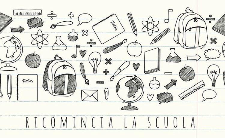illustrazione Ricomincia la Scuola